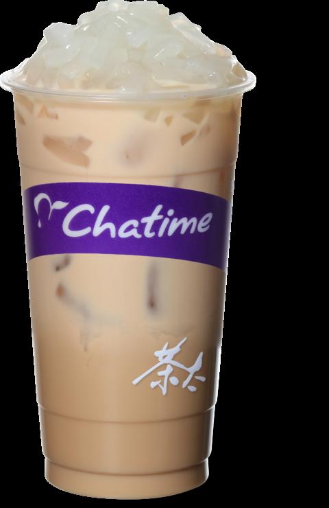 Chatime Thé au lait QQ