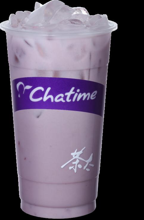 Thé au Lait et Taro