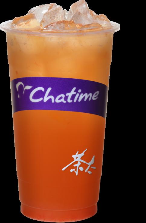 葡萄柚绿茶/红茶