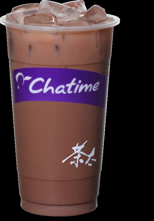 榛果巧克力奶茶